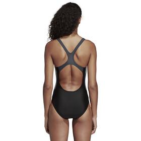 adidas Colourblock Traje de baño de una pieza Mujer, black/grey